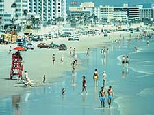 Sand and Surf Condominium in Daytona Beach Shores, Florida
