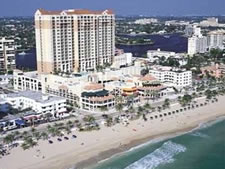 Marriott Beach Place Towers in Fort Lauderdale, Florida