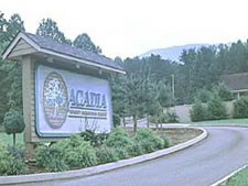 Acadia Smoky Mountain Resort in Gatlinburg, Tennessee