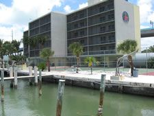 Anchorage Resort and Yacht Club in Key Largo, Florida