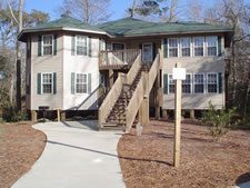 Beachwoods Resort in Kitty Hawk, North Carolina