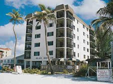 Bel Air Beach Club in Fort Myers Beach, Florida