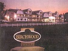 Birchwood Lodge in Sister Bay, Wisconsin