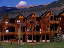 Blue River Condominiums in Breckenridge, Colorado