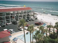 Casa Blanca Resort in Panama City Beach, Florida