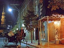 Church Street Inn in Charleston, South Carolina
