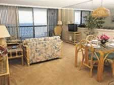 Club Regency at Regency Towers in Myrtle Beach, South Carolina