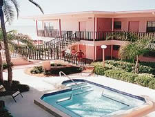 Coral Shores Resort in North Redington Beach, Florida