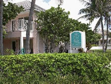 Dover House in Delray Beach, Florida