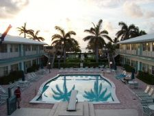 Driftwood Beach Club in Lauderdale-by-the-Sea, Florida