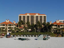 Eagle's Nest Beach Resort in Marco Island, Florida
