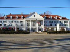 Eastern Slope Inn in North Conway, New Hampshire