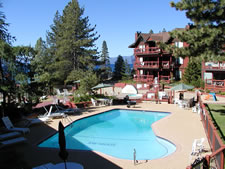 Edgelake Beach Club in Tahoe Vista, California