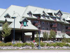 Embassy Vacation Resort Lake Tahoe in South Lake Tahoe, California