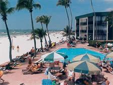 Estero Island Beach Club In Fort Myers Florida