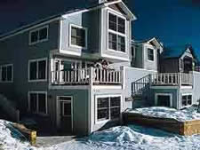 French Ridge Condominiums in Breckenridge, Colorado