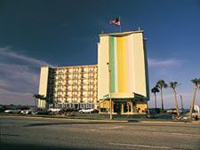 Georgian Inn Beach Club In Ormond Florida