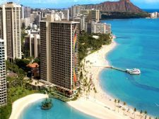 Hilton Grand Vacations Club at Hilton Hawaiian Village in Honolulu, Oahu, Hawaii