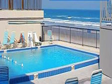 Holiday Shores Beach Club in Daytona Beach Shores, Florida