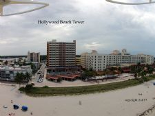 Hollywood Beach Tower in Hollywood, Florida