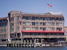 Inn on Long Wharf in Newport, Rhode Island