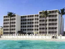 Island Towers in Fort Myers Beach, Florida