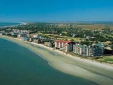 Isle Of Palms Resort And Beach Club In South Carolina