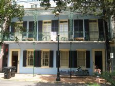 Jean Lafitte House in New Orleans, Louisiana