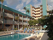 La Costa Beach Club Resort in Pompano Beach, Florida