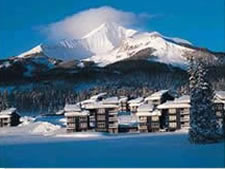Lake Condominiums at Big Sky in Big Sky, Montana