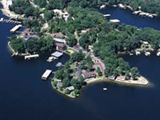 Lakeview Resort in Sunrise Beach, Missouri
