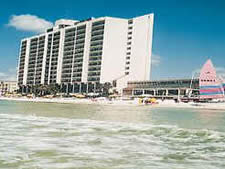 Landmark Holiday Beach Resort in Panama City Beach, Florida