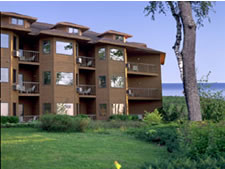 Landmark Resort in Egg Harbor, Wisconsin