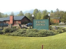 Laurel Springs Resort in Cosby, Tennessee