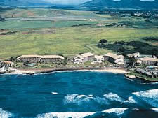 Lawai Beach Resort in Koloa, Kauai, Hawaii