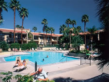 Lawrence Welk's Desert Oasis in Cathedral City, California