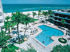 Lighthouse Cove Resort in Pompano Beach, Florida