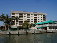 Marina Village at Snug Harbor in Fort Myers Beach, Florida