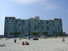 Maritime Beach Club in North Myrtle Beach, South Carolina