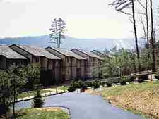 Massanutten's Mountainside Villas in McGaheysville, Virginia