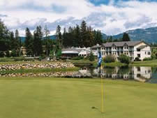 Meadow Lake Golf and Ski Resort in Columbia Falls, Montana