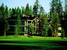 NeNastako Village at Meadow Lake Resort in Columbia Falls, Montana