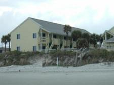 Ocean Sands Beach Club In New Smyrna Florida