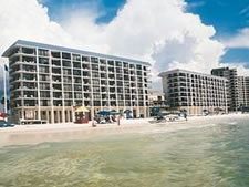 Ocean Towers Beach Club In Panama City Florida