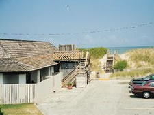 Ocean Villas in Nags Head, North Carolina