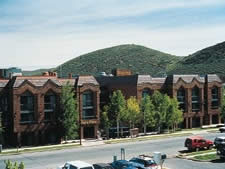Park Plaza in Park City, Utah
