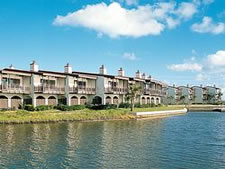 Pirates' Cove Townhomes in Galveston, Texas