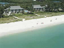 Plantation Beach Club at South Seas Resort in Captiva, Florida