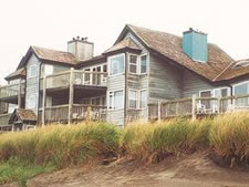 Point Brown in Ocean Shores, Washington