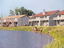 Quail Hollow Village at Beech Mountain Lakes in Drums, Pennsylvania